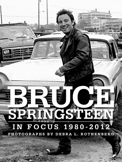 Bruce Springsteen in focus